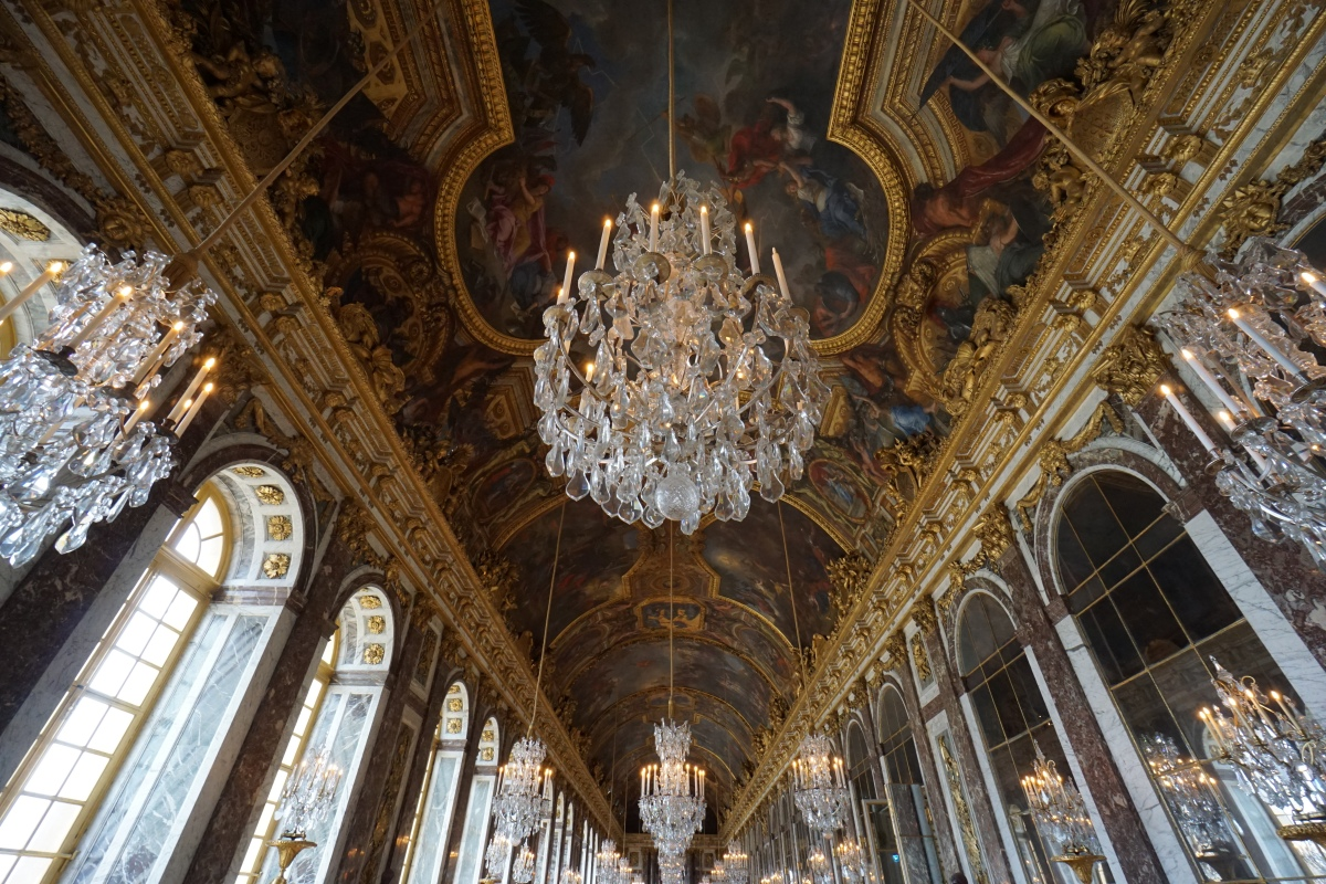 Frankreich – Paris –Paläste