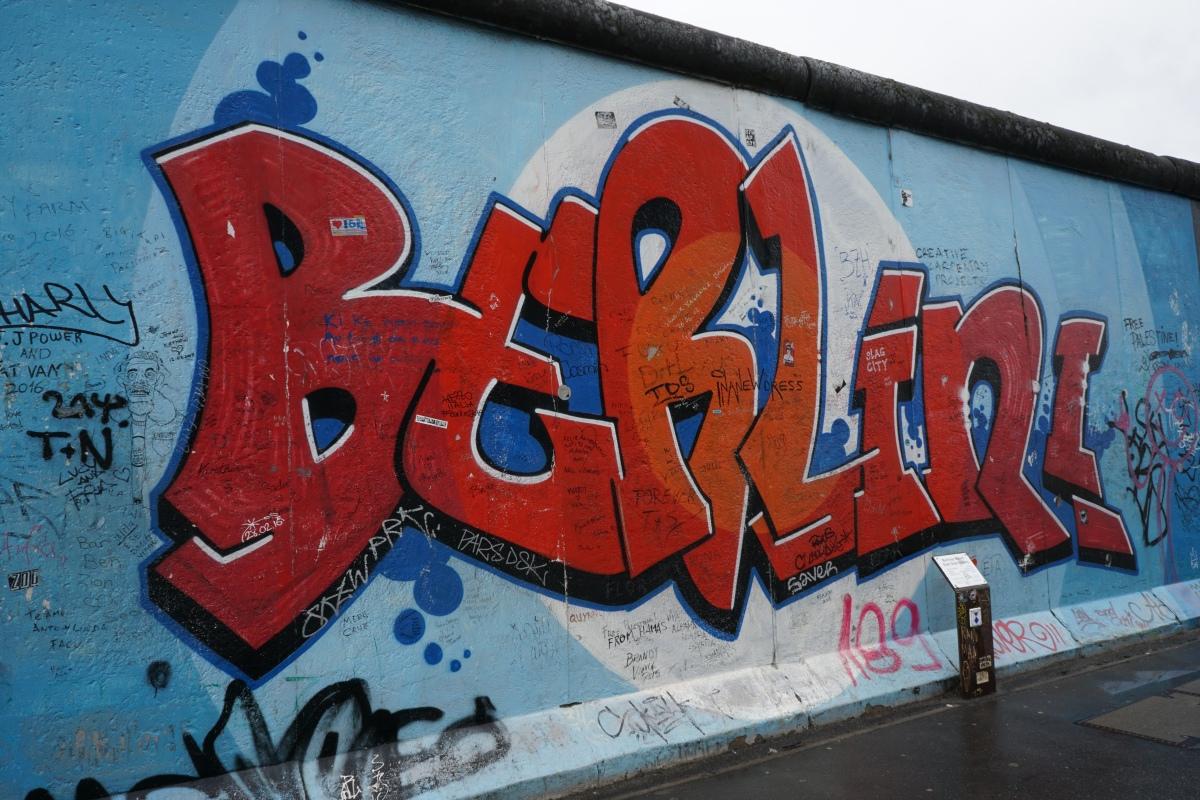 Deutschland – Berlin – dieMauer