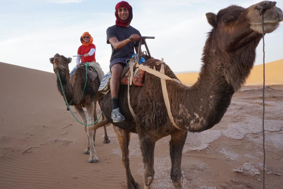 Marokko – Sahara-Wüste