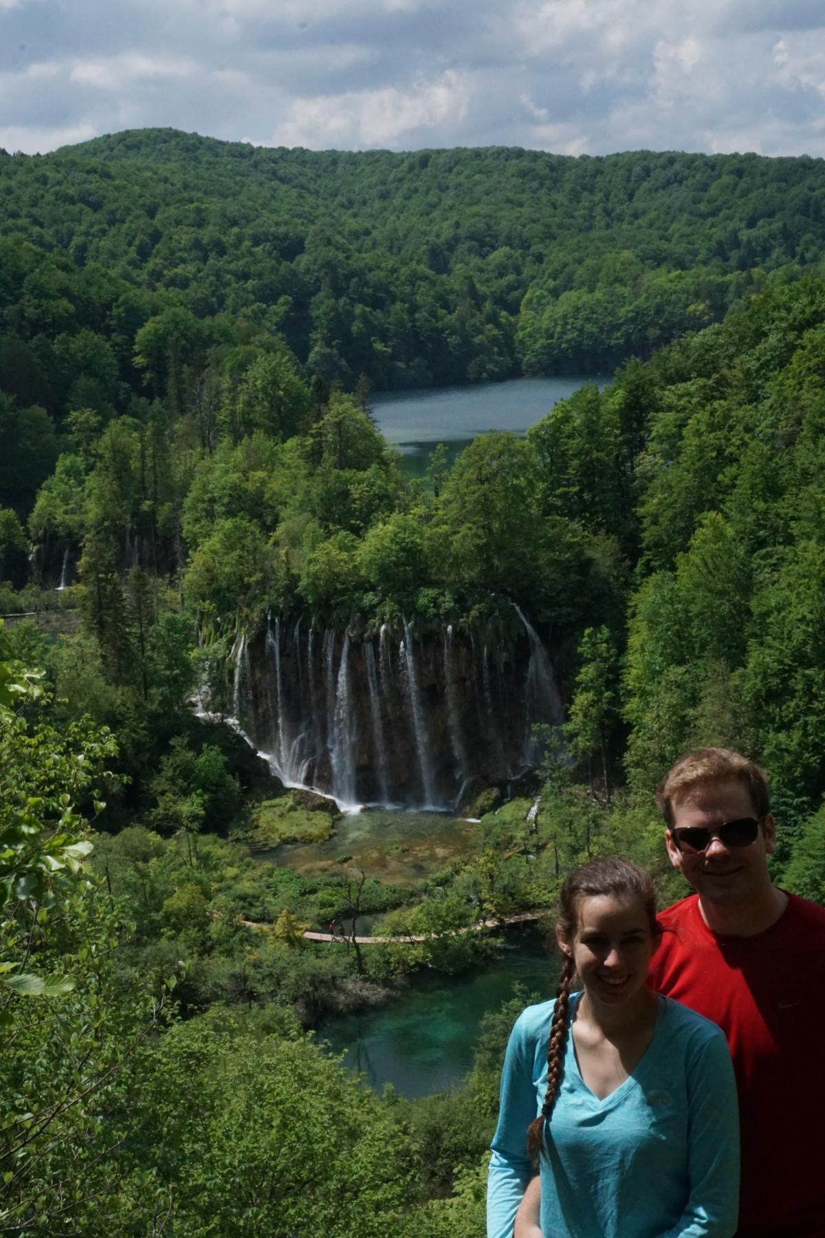 Kroatien – Plitvice undOpatija